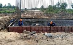 Mồ hôi vẫn chảy trên cao tốc Trung Lương - Mỹ Thuận