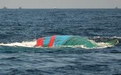 Truy tìm tàu hàng có chữ 'Sài Gòn 815' tông chìm tàu cá rồi bỏ chạy
