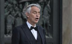 Giọng ca khiếm thị huyền thoại Andrea Bocelli nhiễm virus corona và vừa khỏi bệnh