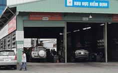 Sợ dịch COVID-19, nhiều ôtô sẽ quá hạn kiểm định