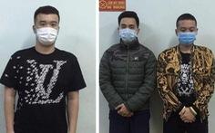 Tạm giam nhóm thanh niên đấm công an dù vi phạm tụ tập ăn nhậu, karaoke