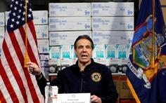 Ông Trump muốn mở cửa kinh tế, thống đốc New York nói chưa chắc