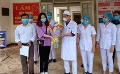 Bệnh viện hạng III chữa thành công bệnh nhân COVID-19