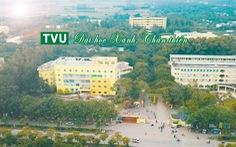 Trường đại học Trà Vinh - đại học xanh trong đô thị xanh