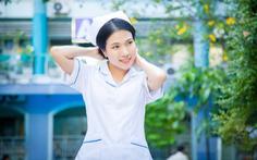 Diễn viên Thùy Dương - cô y tá vui tính trong phim 'Nắng 3'