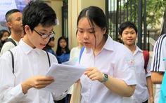 Hà Nội tuyển sinh lớp 10 trước ngày 15-8