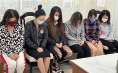 Phá đường dây mại dâm phục vụ người nước ngoài ở Đà Nẵng