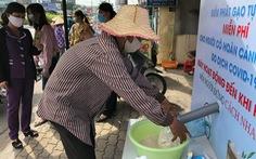 Cây 'ATM gạo' tại Cần Thơ, Long  An chia sẻ khó khăn với người nghèo