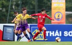 Chông chênh bóng đá nữ Sơn La