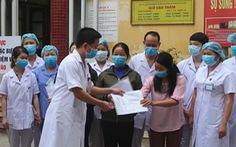 3 nhân viên Công ty Trường Sinh được công bố khỏi bệnh