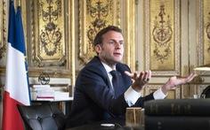Tổng thống Pháp: nói Trung Quốc chống dịch tốt hơn phương Tây là 'ngây thơ'