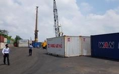 Giải phóng nhanh gạo đang ùn ứ tại cảng để giảm tổn thất cho doanh nghiệp