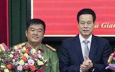 Giám đốc Công an Hà Giang làm phó chánh văn phòng Bộ Công an