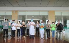 Thêm 21 bệnh nhân COVID-19 khỏi bệnh, hơn 2/3 ca ở Việt Nam được điều trị khỏi