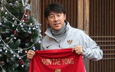 Về Hàn Quốc, HLV Shin Tae Yong nói Indonesia chống dịch kém