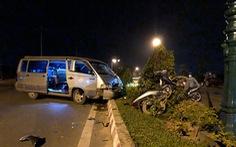 Gặp tai nạn nguy kịch nhưng gọi 115 không ai nghe máy?