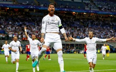 Champions League đá một lượt: Kẻ cười, người mếu