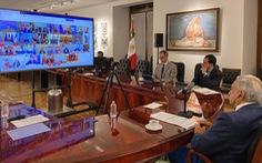 Họp trực tuyến Bộ trưởng Y tế G20: Việt Nam đề xuất biện pháp hợp tác chống dịch COVID-19