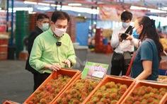 Thái Lan nhanh chóng mở 'tạp hóa lưu động' bán tận nhà dân
