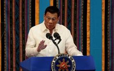 Tổng thống Philippines đòi bắn chết những người vi phạm lệnh phong tỏa