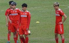 Các CLB ở V-League: Chỉ số ít duy trì tập luyện