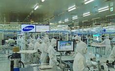 Samsung Việt Nam giảm mục tiêu xuất khẩu 5,8 tỉ USD do dịch bệnh