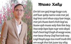 Chữ Việt song song:  Sáng tạo đáng nể hay rắc rối, 'đọc trẹo cả mồm'?