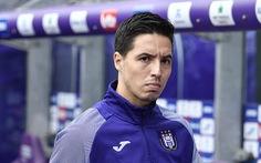 Samir Nasri bị Anderlecht sa thải khi 'trốn dịch' COVID-19