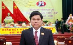 Đề nghị cách tất cả các chức vụ trong Đảng với trưởng ban tổ chức Tỉnh ủy Gia Lai