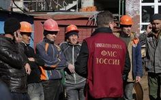 Nga tạo điều kiện cho người nước ngoài làm việc trong đợt dịch bệnh