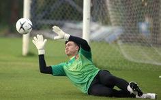 AFF CUP 2020: Thủ môn Văn Lâm có thể vắng mặt