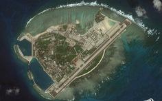 Lầu Năm Góc chỉ trích Trung Quốc tập trận trên Biển Đông