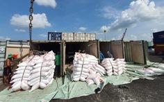 Bộ Công thương: Bộ Tài chính không phản đối hạn ngạch xuất khẩu gạo