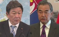 Ngoại trưởng Nhật điện đàm với ngoại trưởng Trung Quốc, bày tỏ quan ngại ở Biển Đông