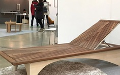 Nghệ nhân Hàn Quốc ứng dụng nhựa sinh học để sản xuất đồ nội thất