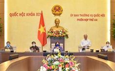 Chủ tịch Quốc hội Nguyễn Thị Kim Ngân: 'Đọc dự luật về bỏ sổ hộ khẩu, tôi rất mừng'