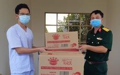 Mondelez Kinh Đô Việt Nam góp sức đẩy lùi dịch COVID-19