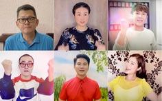 Hữu Châu, Huỳnh Lập, Thanh Hằng kêu gọi 7 thói quen cần thay đổi để chống COVID-19