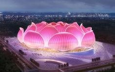 Trung Quốc xây sân vận động đắt giá nhất thế giới, nuôi giấc mơ World Cup