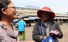 Bình Phước chi hơn 2,2 tỉ đồng hỗ trợ người bán vé số