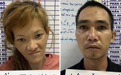 Đôi nam nữ kề dao vào cổ cướp xe của tài xế công nghệ ở TP.HCM sa lưới