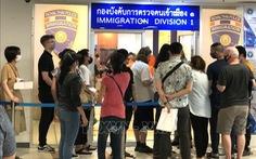 Thái Lan tiếp tục tự động gia hạn thị thực cho người nước ngoài đến 31-7