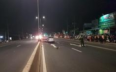 Xe gắn máy chạy ngược chiều đấu đầu ôtô, 2 người tử vong
