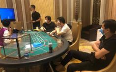 Nhóm người nước ngoài thuê biệt thự hạng sang ở Đà Nẵng để đánh bạc