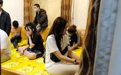 Nhóm thanh niên thuê biệt thự tổ chức 'tiệc ma túy' mừng sinh nhật