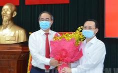 Chủ nhiệm Ủy ban kiểm tra Thành ủy TP.HCM giữ chức bí thư Quận ủy quận 5