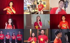 200 ca sĩ, MC tham gia MV 'Tự hào Việt Nam' để cổ vũ chống COVID-19