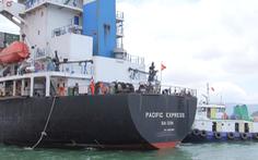 Tìm thấy tàu hàng tông chìm tàu cá, bỏ mặc 3 ngư dân giữa biển