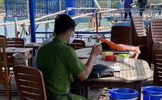 Điều tra vụ côn đồ lái tàu chở hàng đâm trực diện vào nhà hàng bè nổi