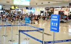 Các hãng hàng không chỉ bán vé chuyến bay được cấp phép